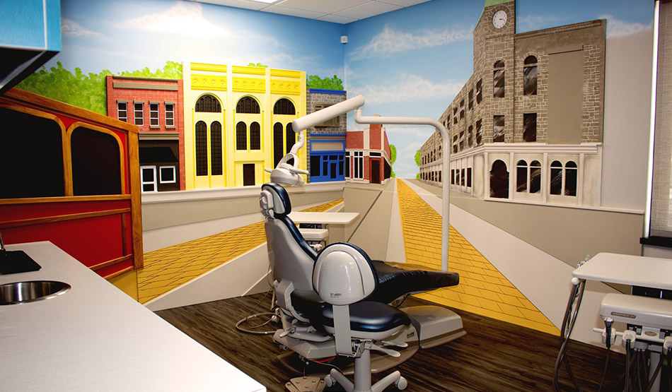 Little Red Pediatric Dentistry - Office Tour